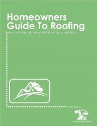 Homeowners Guide to Roofing (PDF)
