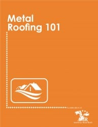 Metal Roofing 101 (PDF)