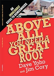 Above All You Need A Great Roof - eBook (PDF)