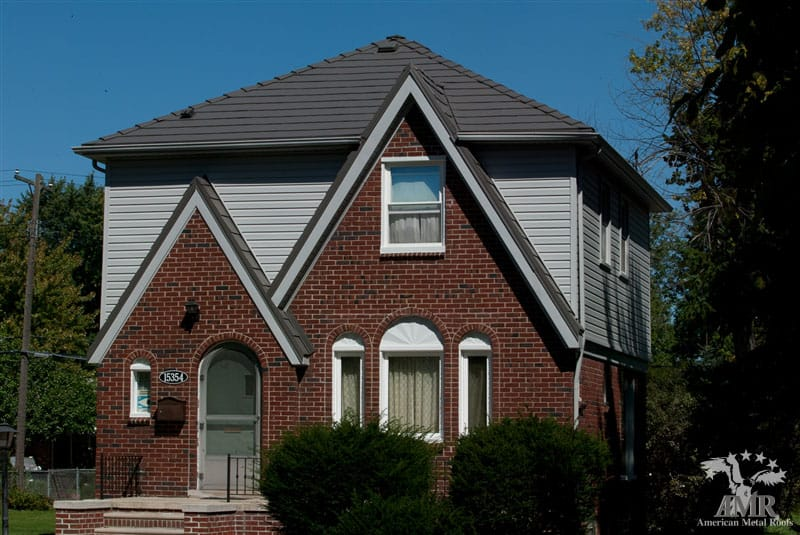 Residential Metal Roofing Metal Roofing Styles And Systems