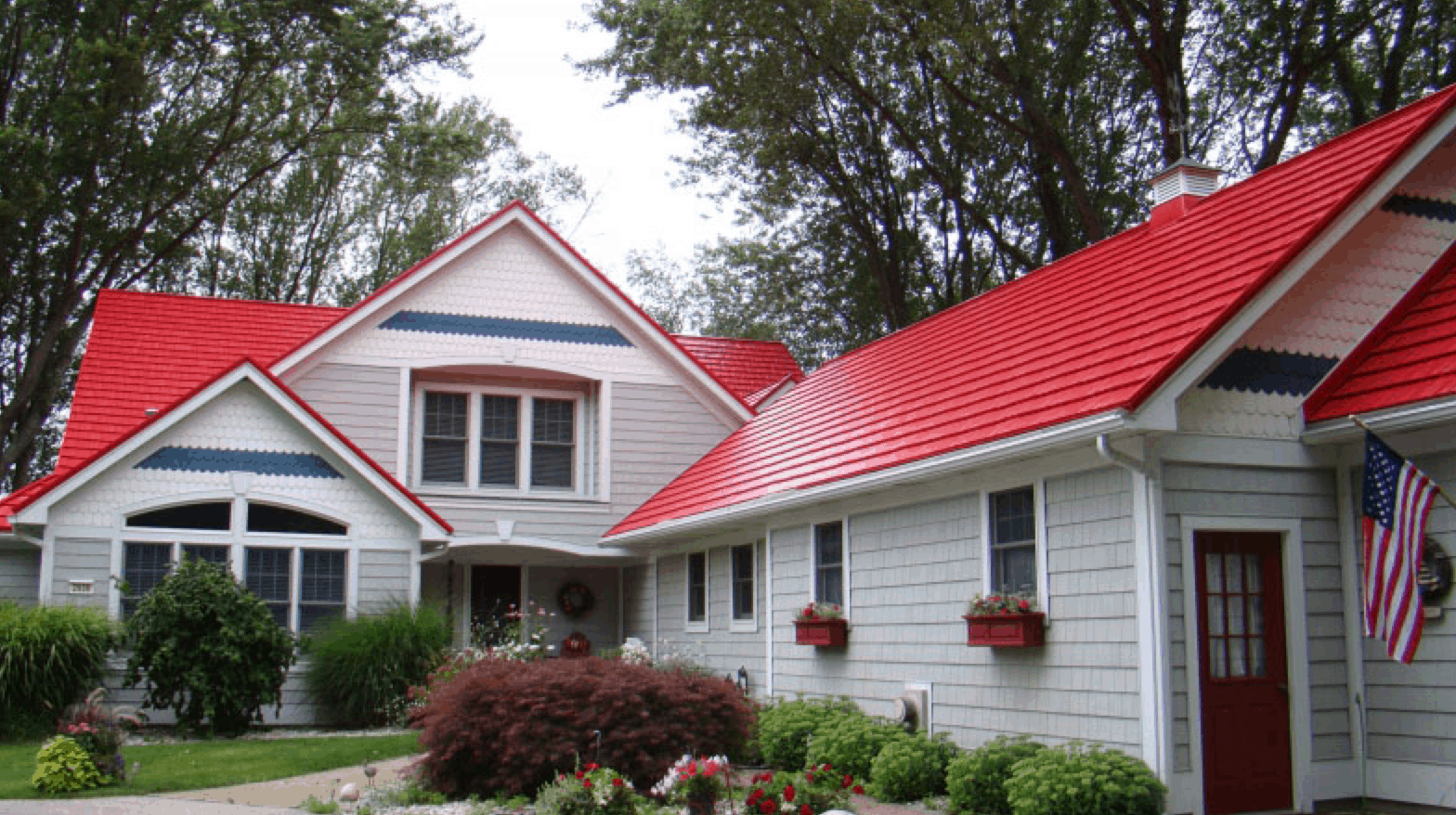 Metal Roofing The Choice Is Yours American Metal Roofs