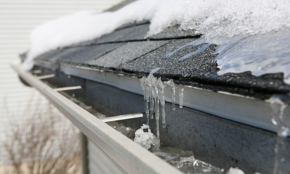 How Snow and Ice Impact Your Roof
